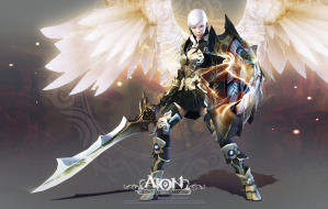 Aion online MMORPG hra