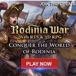 Rodinia War - CZ